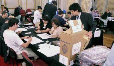 Elecciones: cerró el escrutinio definitivo