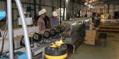 Esperan que se incremente la oferta de trabajo en el Parque Industrial