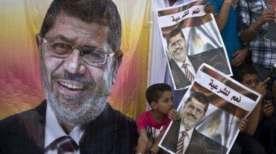 A cuatro meses del golpe de Estado, inicia el juicio contra Mohamed Mursi en Egipto