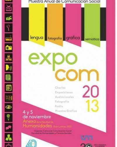 Muestra Anual de Trabajos de Comunicación – Expocom 2013