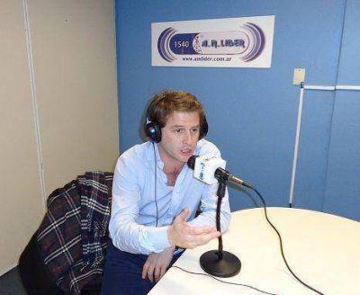 "Campbell: ""Queremos mayor transparencia para San Fernando"""