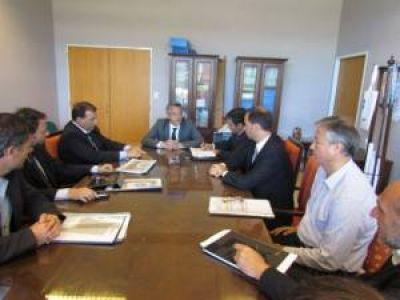 Provincia y Municipio se reunieron para coordinar obras en conjunto