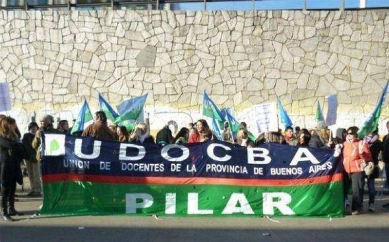 Docentes afiliados a Udocba anuncian 48 horas de paro para la pr�xima semana