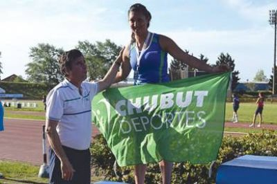 Chubut sumó su primera medalla