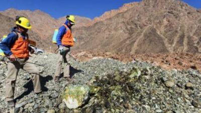 Admiten que hay un freno en la minería