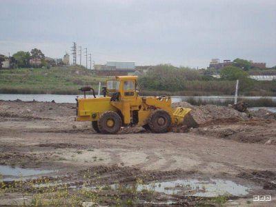 Denuncian que Pulti todav�a no detuvo las obras en la Reserva natural del puerto marplatense