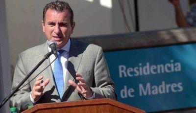 El Gobierno inauguró una residencia de madres en el Hospital El Carmen