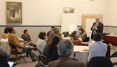 Irrigaci�n particip� en Encuentro Internacional de Agua en Bolivia