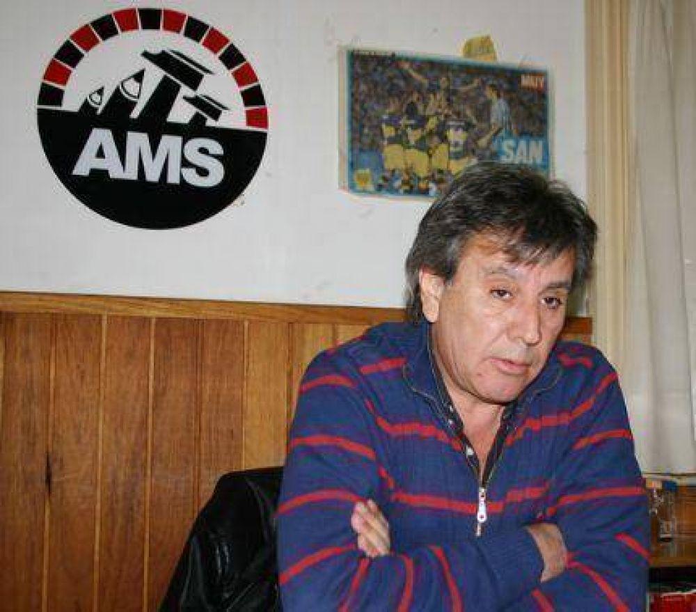 Roberto Páez, en la búsqueda de su séptimo mandato en Maestranza de Casinos
