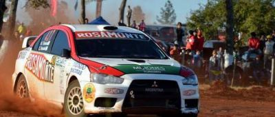 Cuenta regresiva para el Rally Argentino en Misiones