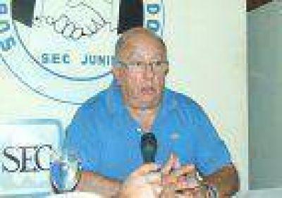 Henestrosa se postulará para presidir el PJ de Junín