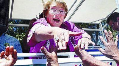 """Bachelet: """"Gane o no las elecciones, no me jubilaré"""""""