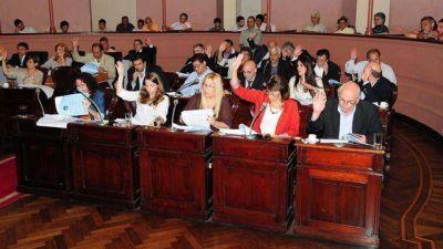 Diputados envió a comisión el Presupuesto 2014