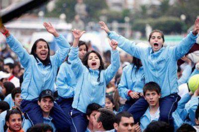 Santa Cruz de fiesta en Mar del Plata