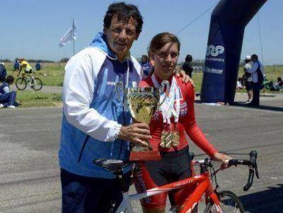 """Juan Curuchet y los Evita: """"Estos Juegos fortalecen las bases del deporte"""""""