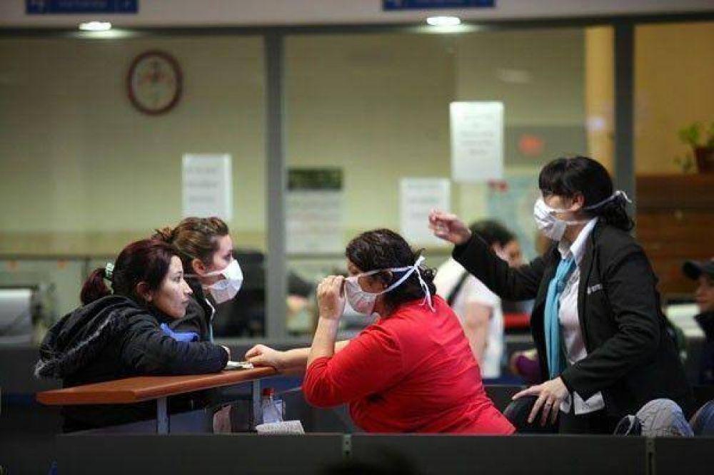 Alerta en escuelas por la gripe porcina