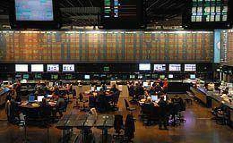 Sexta alza consecutiva de la Bolsa: 1,3%. Bonos siguen con ganancias