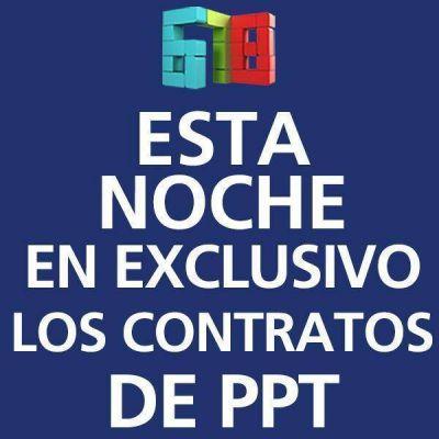 Tras el fallo, 678 se refirió a los contratos con la TV Pública