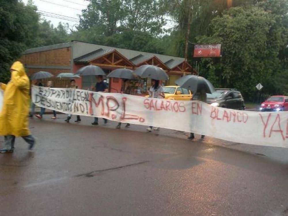 Habrá una jornada de protesta en Montecarlo