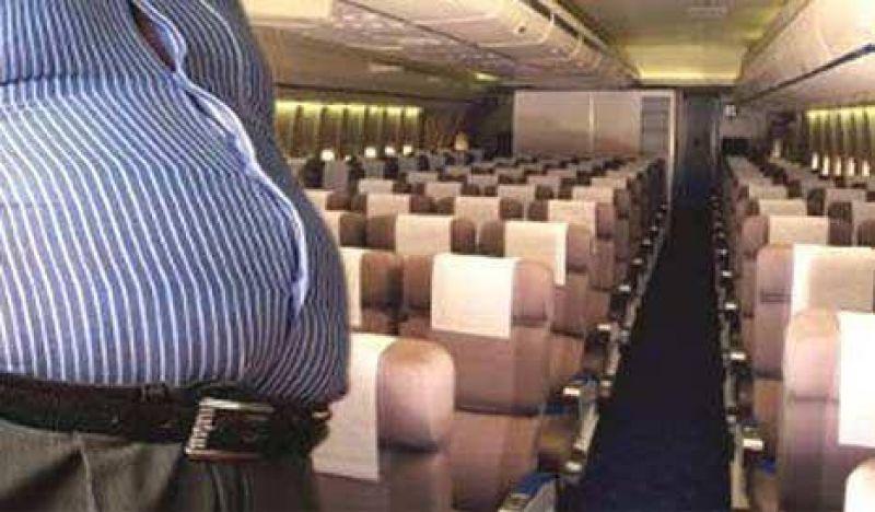 En AA. y Austral, los obesos no pagan más asiento doble