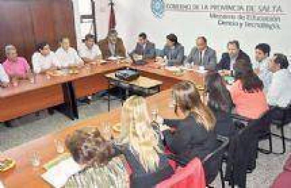 """""""Llegamos a un acuerdo histórico"""", ratificó la Secretaria General de la ADP, Patricia Argañaraz"""