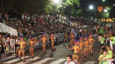 Los próximos carnavales no se harían en la plaza 25 de Mayo