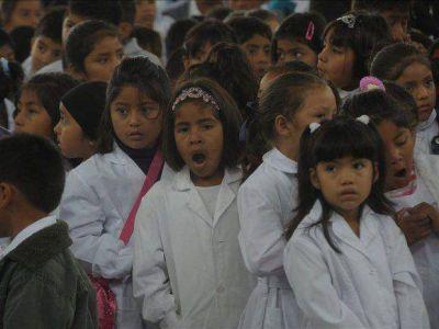 En Salta las clases comenzarán el 5 de marzo de 2014