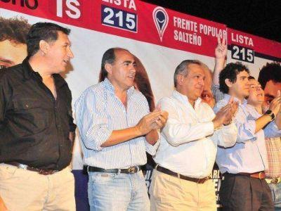 El Frente Salteño y el PJ disputan 2 bancas