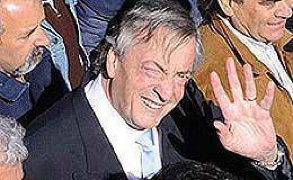 """Kirchner calificó de """"barbaridad"""" a la habilitación de la candidatura de Patti"""