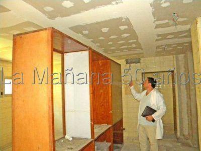 El Hospital de Saladillo invierte en infraestructura
