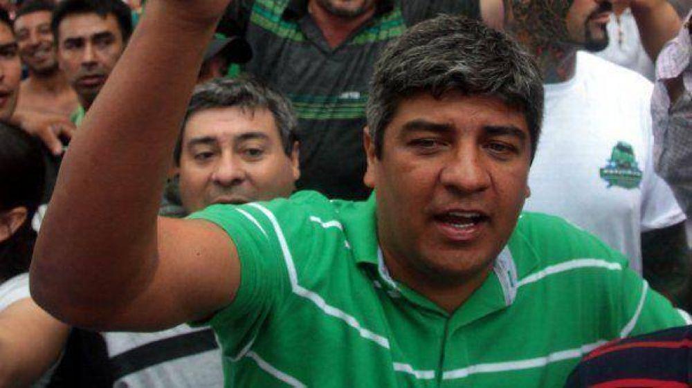 """Pablo Moyano: """"El 80% de la Justicia lo maneja el Gobierno"""""""