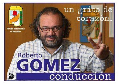 Recibe nuevos apoyos Gómez como referente del PJ en Necochea