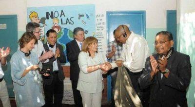 La misión del Banco Mundial se interiorizó sobre el sistema sanitario