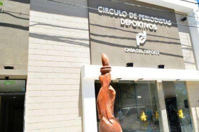 Se inaugura la nueva sede del Círculo de Periodistas Deportivos del Chaco