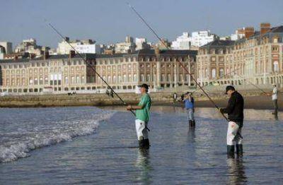 """Cuenta regresiva para el torneo de pesca """"Ciudad de Mar del Plata"""""""