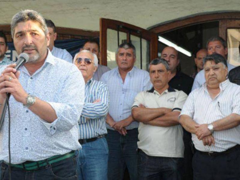 La CGT San Lorenzo reeligió a Edgardo Quiroga