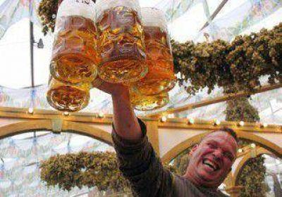 Fiesta cervecera y gastronómica