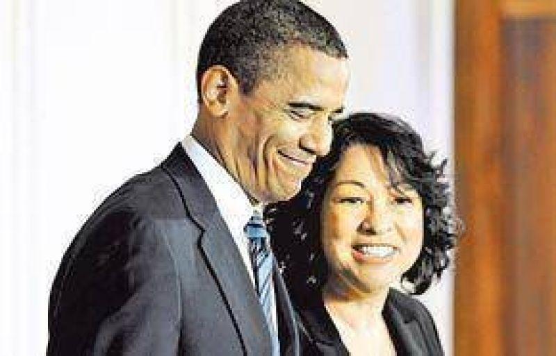 Obama nomina a la primera latina para jueza de la Corte Suprema
