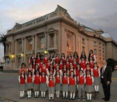 Concierto 35º Aniversario del Coro de Niños de la Cooperativa Obrera