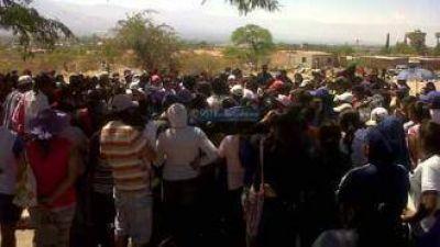 Cafayate: Más de 300 familias tomaron terrenos