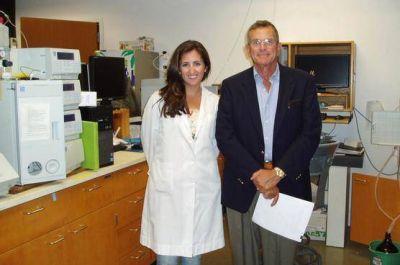 Tucumana aterrizó en la NASA con un estudio sobre bacterias resistentes al arsénico