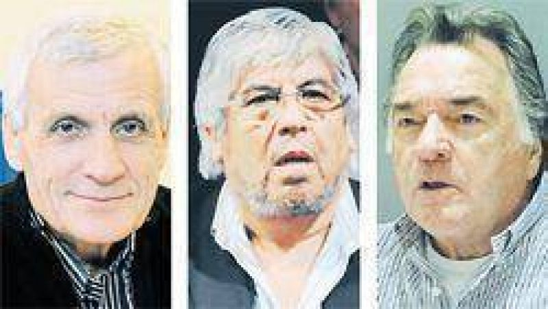 CGT: negocian un salvataje legislativo de modelo sindical