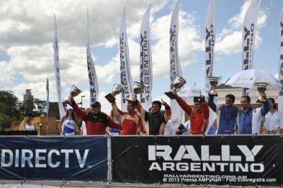Final a pura fiesta del Rally Argentino en Misiones