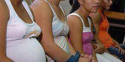 Formosa: 2 de cada 10 mujeres son madres adolescentes