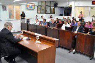 Se realizó en la Legislatura el primer encuentro provincial de celiaquía 2013
