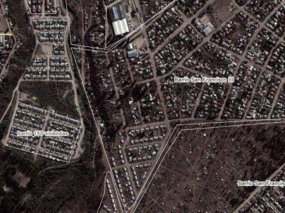 Conflicto por intento de ocupación de tierras