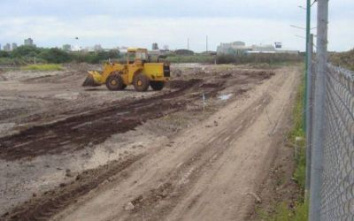 La historia sin fin: siguen las obras en la Reserva