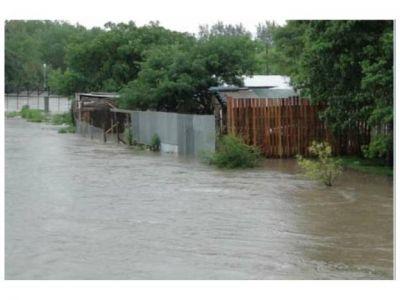 El temporal dejó una víctima y familias debieron ser asistidas