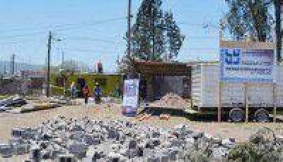El IVUJ ejecuta refacciones de viviendas afectadas por temporal
