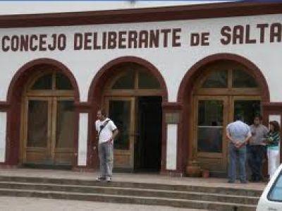 Salta Capital: Un concejal más para el PJ y nuevo gabinete